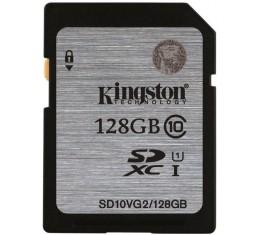 Kingston 128GB SDXC Class 10 UHS-1
