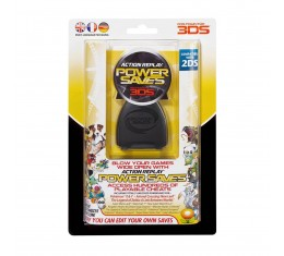 Action Replay Power Saves 3DS