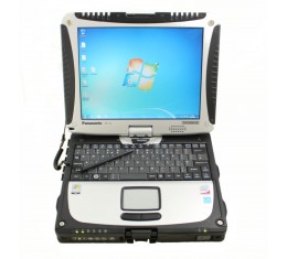 Panasonic Toughbook CF-19 MK4 Core i5 4GB 120GB SSD GPS W7 Pro