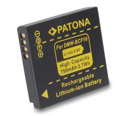 Panasonic DMW-BCF10 Akku: Lumix DMC-FS, DMC-FX, DMC-FP Series