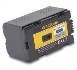 Panasonic / Hitach CGR-D220 Akku 1800mAh