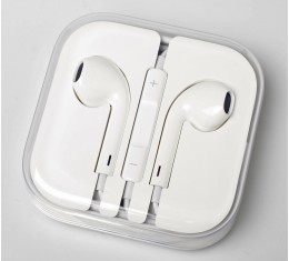 Apple EarPods Nappikuulokkeet MD827
