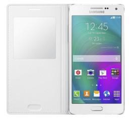 Samsung Galaxy A3 S-View Valkoinen Alkuperäinen