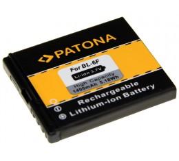 Nokia BL-6F Akku Patona