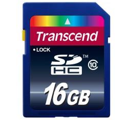 Transcend 16GB Class 10 UHS-1 300x SDHC