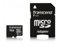 Transcend 16GB microSDHC UHS-I Class 10