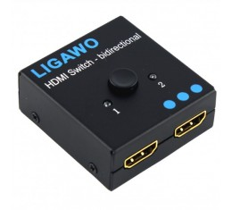 Ligawo Switch / Splitteri HDMI 1.4