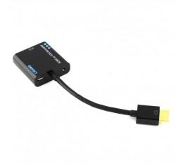 Ligawo HDMI - VGA Muunnin Äänellä