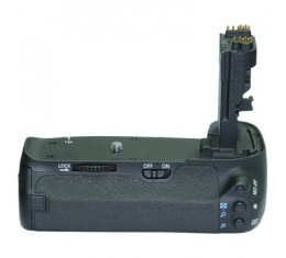 Meike Akkukahva Canon BG-E9 : Canon 60D