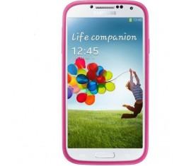 Samsung Galaxy S4 Suojakotelo Pink Alkuperäinen