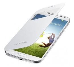 Samsung Galaxy S4 S-View Valkoinen Alkuperäinen