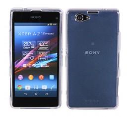 Sony xPeria Z1 Compact TPU Suojakuori