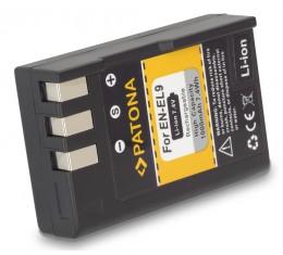 Nikon EN-EL9 Akku 1000mAh D40 D60 D3000 D5000
