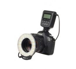 Meike MK-FC110 LED Rengas / Makro -salama
