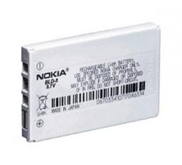 Alkuperäinen Nokia BLD-3 Akku 2100 3200 3300 6220 6610 6610i 7210 7250 7250i
