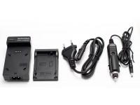 Sony NP-FW50 Akkulaturi 12V + 230V