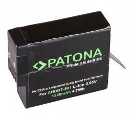 Patona GoPro Hero 5 / 6 Premium Akku 1220mAh