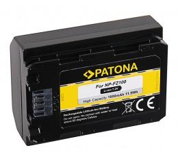 Patona NP-FZ100 Akku Sony A7 III 1600mAh