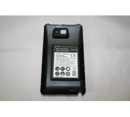 Samsung Galaxy Note Tehoakku 5000mAh Musta