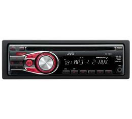 JVC KD-R451 Autoradio 2 x AUX In