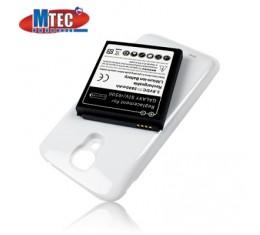 Samsung Galaxy S4 Valkoinen Tehoakku: 5200mAh