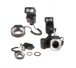Delta Di980 Canon / Nikon Tuplasalama (Makro ja Normaali)