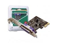 Digitus PCI-Express DB25 LPT Kortti