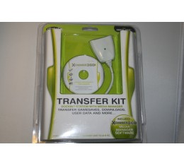 XBOX360 Datel Transfer Kit