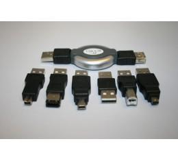 USB 2.0 Kaapelisetti