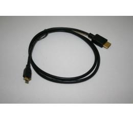 Micro HDMI - HDMI 1,0m Kaapeli