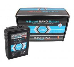 Patona Platinum Nano V50 V-Mount (RED ARRI)
