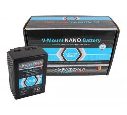 Patona Platinum Nano V95 V-Mount (RED ARRI)