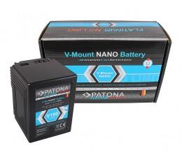 Patona Platinum Nano V190 V-Mount (RED ARRI)