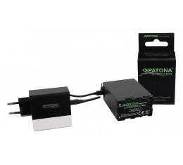 Sony BP-U60 Patona Premium Akku 6900mAh D-Tap USB