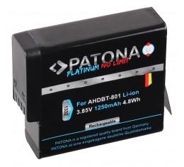 Patona GoPro Hero 8 Platinum Akku 1250mAh