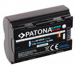 Fujifilm NP-W235 Patona Premium Akku