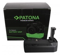Patona Blackmagic Pocket Cinema 4K 6K Akkukahva (3 x LP-E6N)