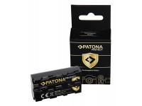 Patona Protect NP-F550 Akku 3500mAh
