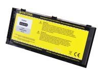 Dell Precision M4600 - M4800 ja M6600 - M6800 Akku 6600mAh
