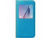 Samsung S6 Sininen S-view Suojakansi