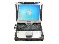 Navigointipaketti: Panasonic CF-19 GPS + Loisto + Tup. syt laturi
