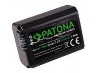 Patona Premium Sony NP-FW50 akku
