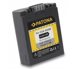Panasonic Lumix CGA-S006 Akku