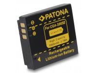 Panasonic CGA-S005 Akku 1000mAh