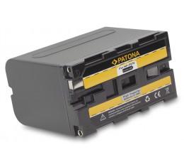 Sony NP-F970 NP-F960 Tehoakku 6600mAh
