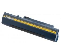 Acer Aspire One A110 A150 D150 D210 D250 ZG5 Tehoakku Sin / Valk 6600mAh