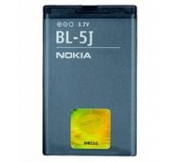 Alkuperäinen Nokia BL-5J Akku 5228 5800 Asha 201 302 X1-00 X1-01