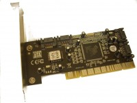 Silicon Image 4-port SATA PCI Kortti