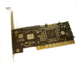 Silicon Image 4-port SATA PCI Kortti