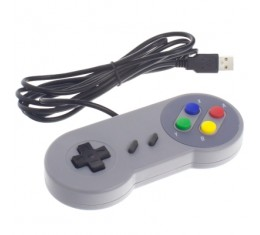 SNES Classic USB Controller